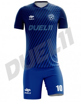 DUEL11 DIGITAL FUSSBALL TRIKOT - DF1232
