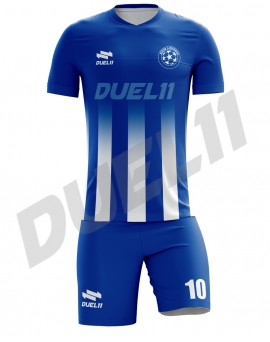 DUEL11 DIGITAL FUSSBALL TRIKOT - DF1242