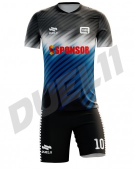 DUEL11 DIGITAL FUSSBALL TRIKOT - DF1251