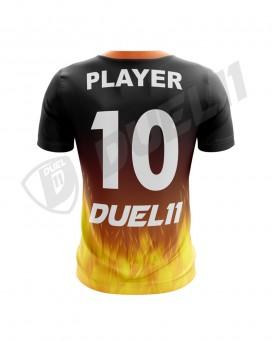 DUEL11 DIGITAL FUSSBALL TRIKOT - DF11017
