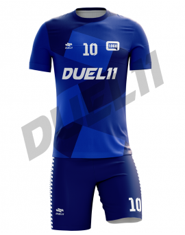 DUEL11 DIGITAL FUSSBALL TRIKOT - DF1274