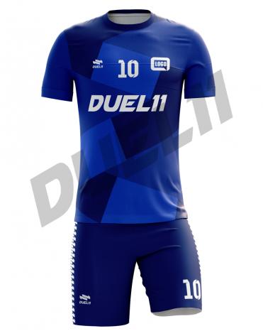 DUEL11 DIGITAL FUSSBALL TRIKOT - DF1274